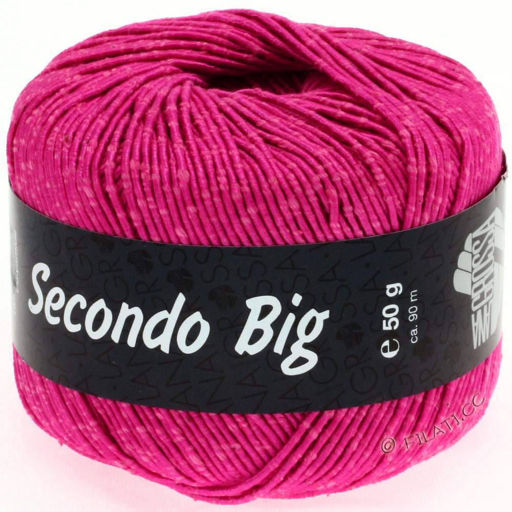 Lana Grossa SECONDO Big | 609-pink