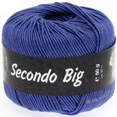 Lana Grossa SECONDO Big | 611-blue