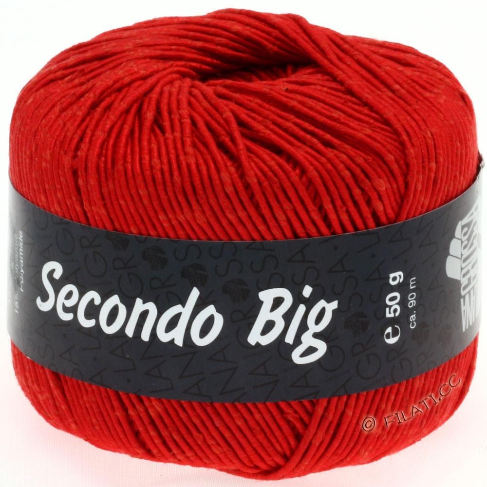 Lana Grossa SECONDO Big | 615-red