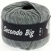 Lana Grossa SECONDO Big | 617-gray