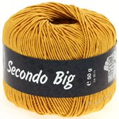 Lana Grossa SECONDO Big | 619-golden yellow
