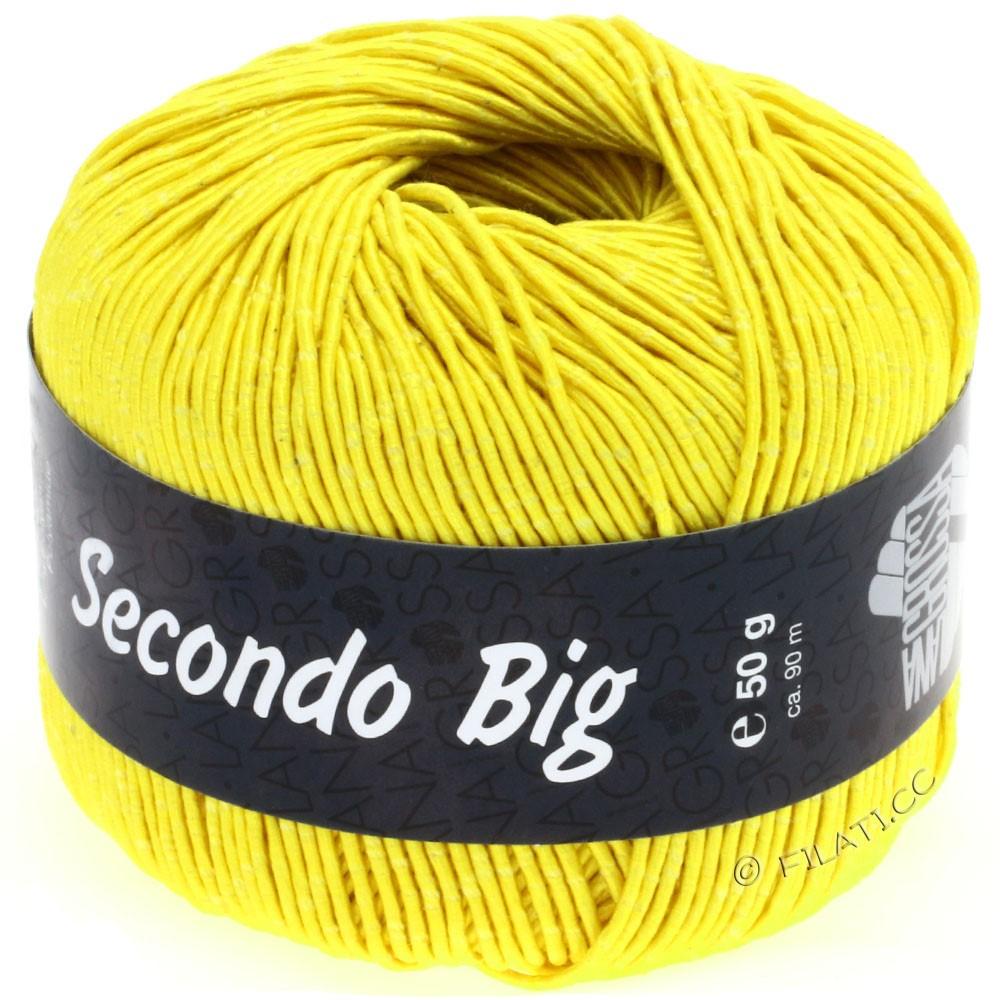Lana Grossa SECONDO Big   620-yellow