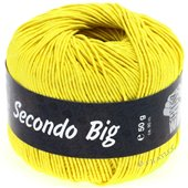 Lana Grossa SECONDO Big | 620-yellow