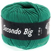 Lana Grossa SECONDO Big | 622-emerald