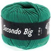 Lana Grossa SECONDO Big | 622-emerald