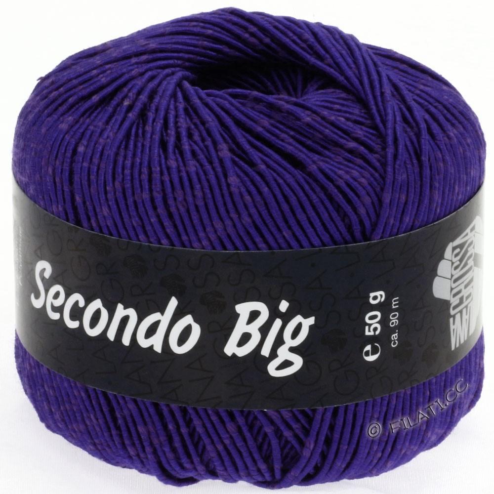 Lana Grossa SECONDO Big | 624-blue violet