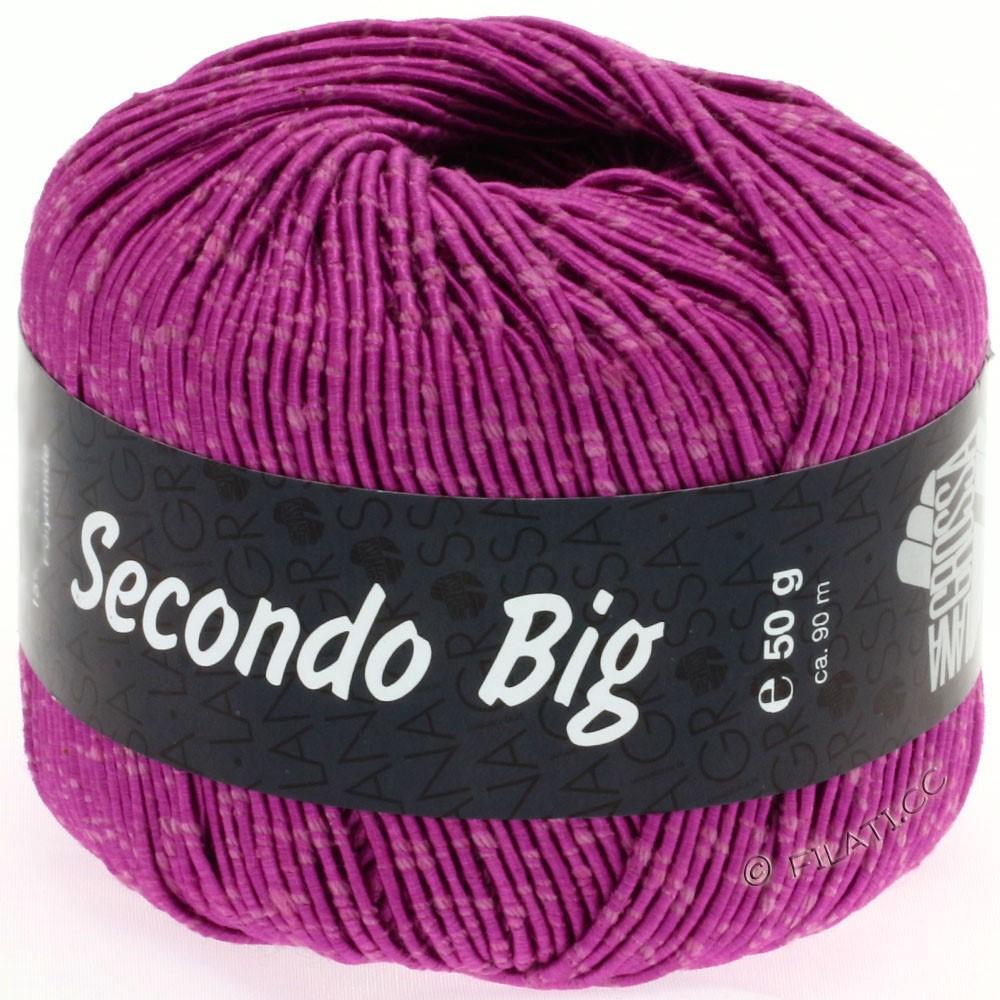 Lana Grossa SECONDO Big | 625-fuchsia