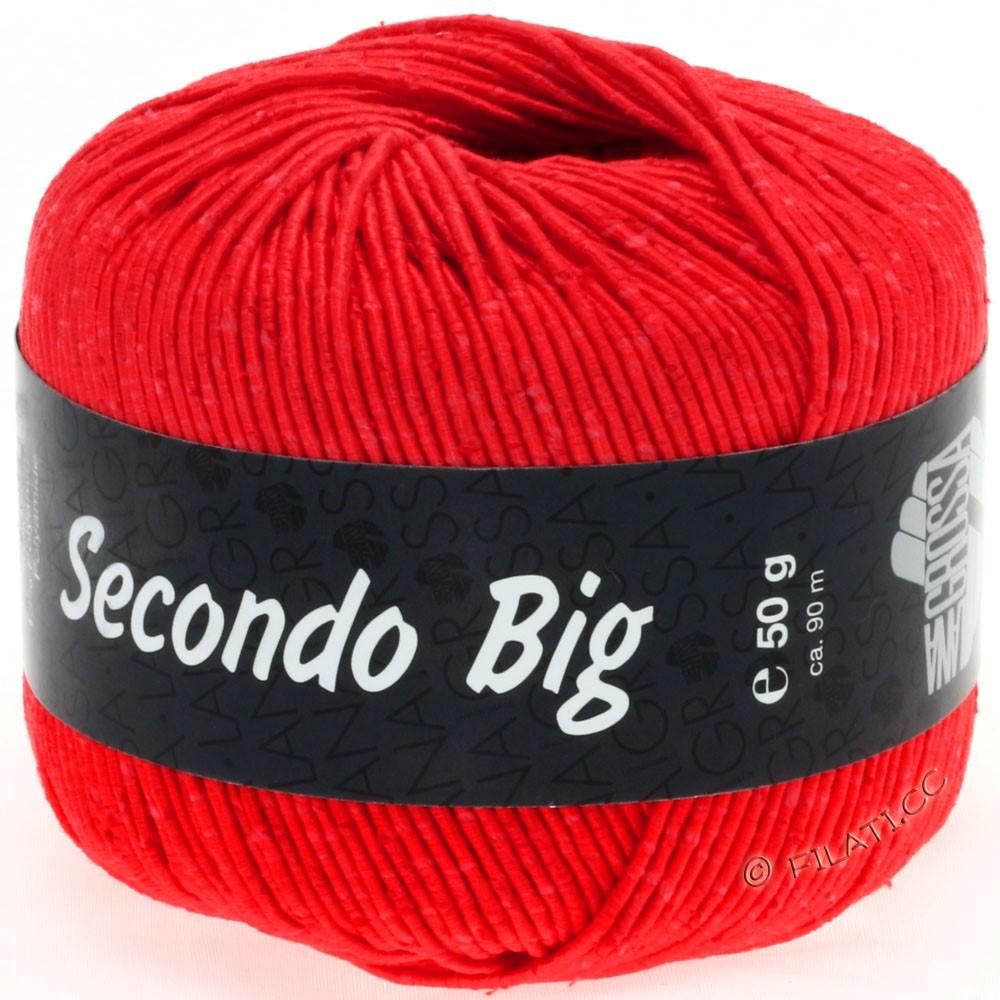 Lana Grossa SECONDO Big   626-bright red