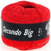 Lana Grossa SECONDO Big | 626-bright red