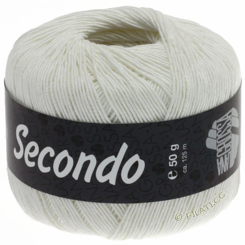 Lana Grossa SECONDO | 15-white