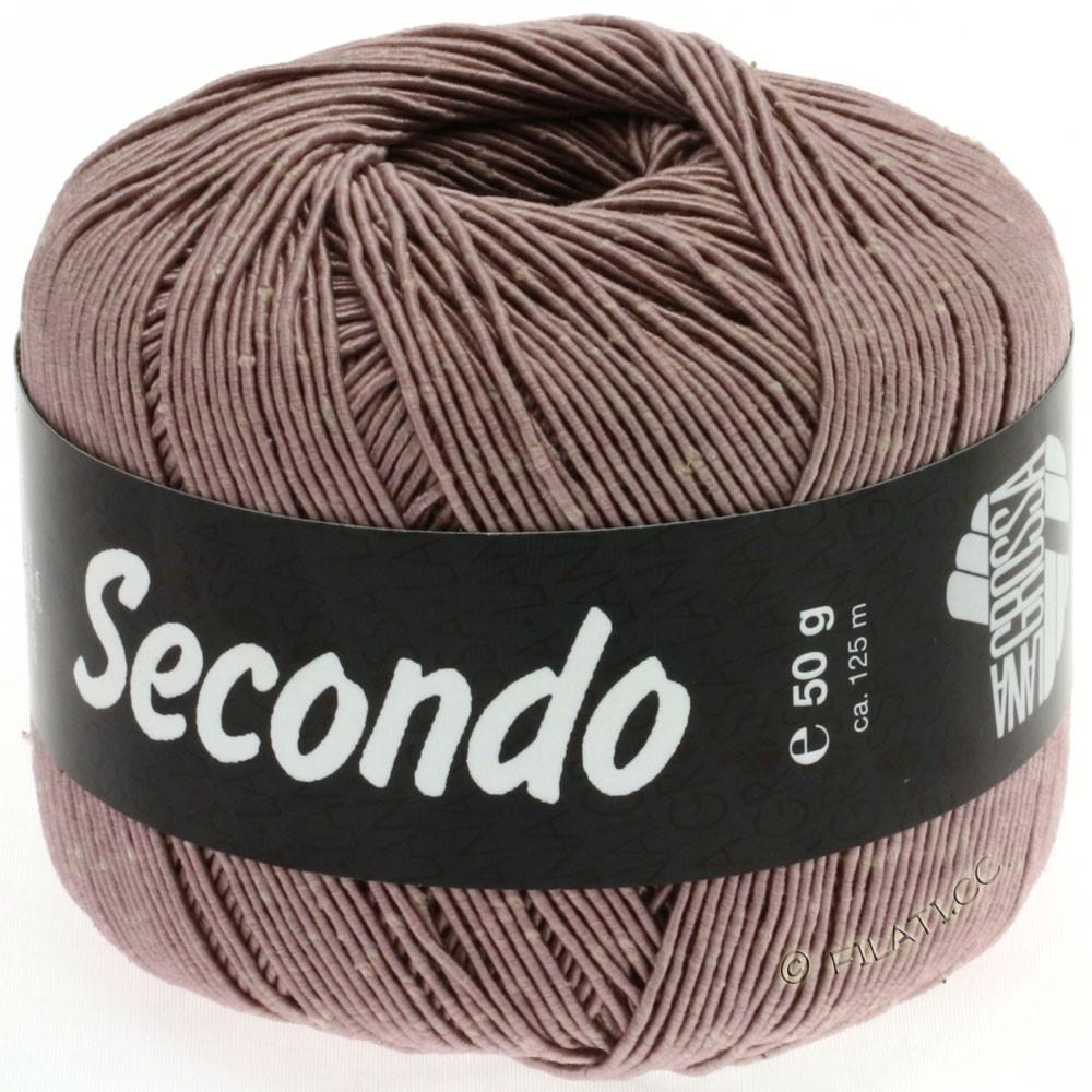 Lana Grossa SECONDO | 16-rosewood