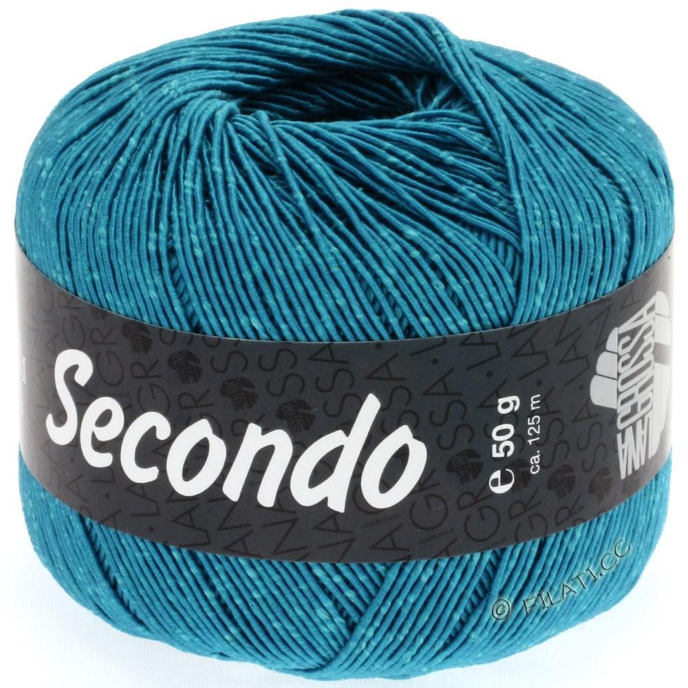 Lana Grossa SECONDO | 33-petrol blue