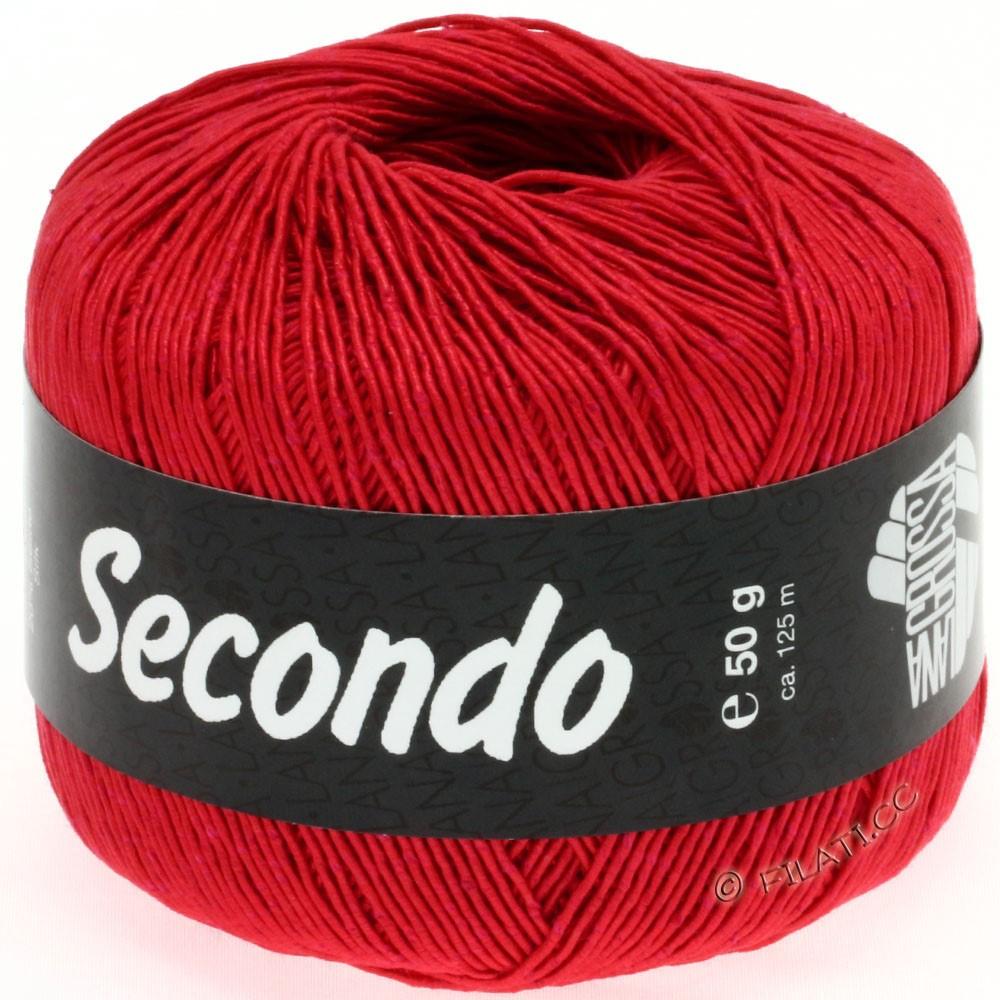 Lana Grossa SECONDO | 36-red