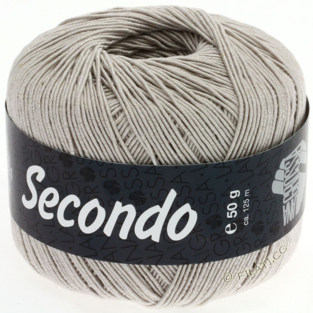 Lana Grossa SECONDO | 41-grége