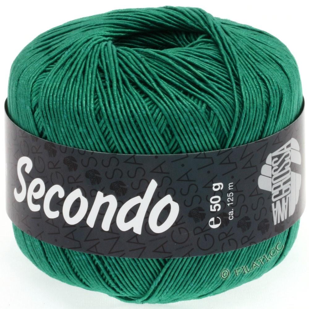 Lana Grossa SECONDO Uni | 43-emerald