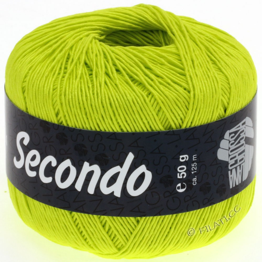 Lana Grossa SECONDO | 51-neon yellow