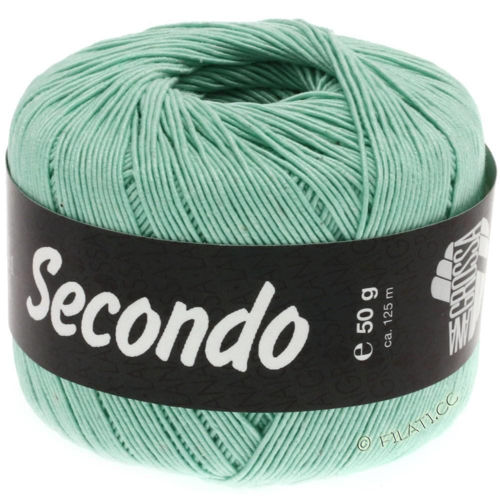 Lana Grossa SECONDO | 52-pastel turquoise