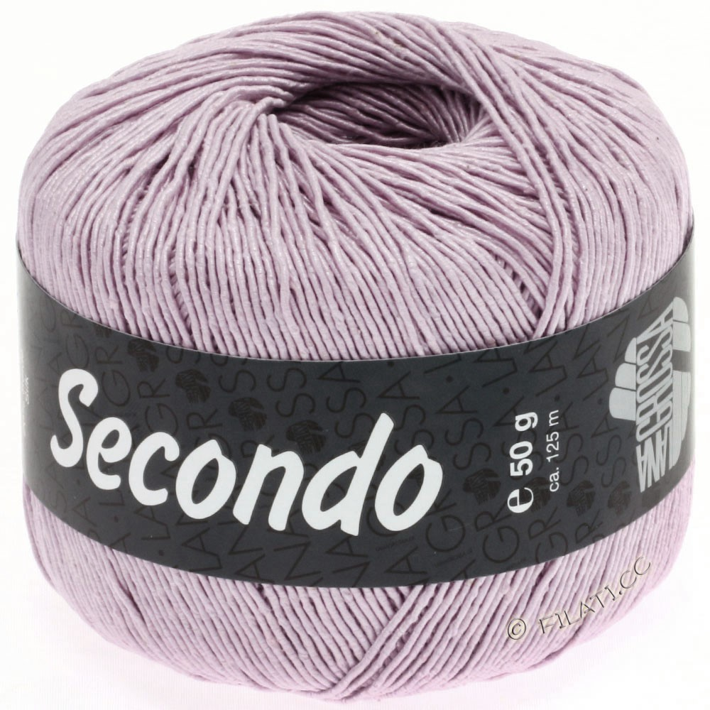Lana Grossa SECONDO | 64-pastel violet