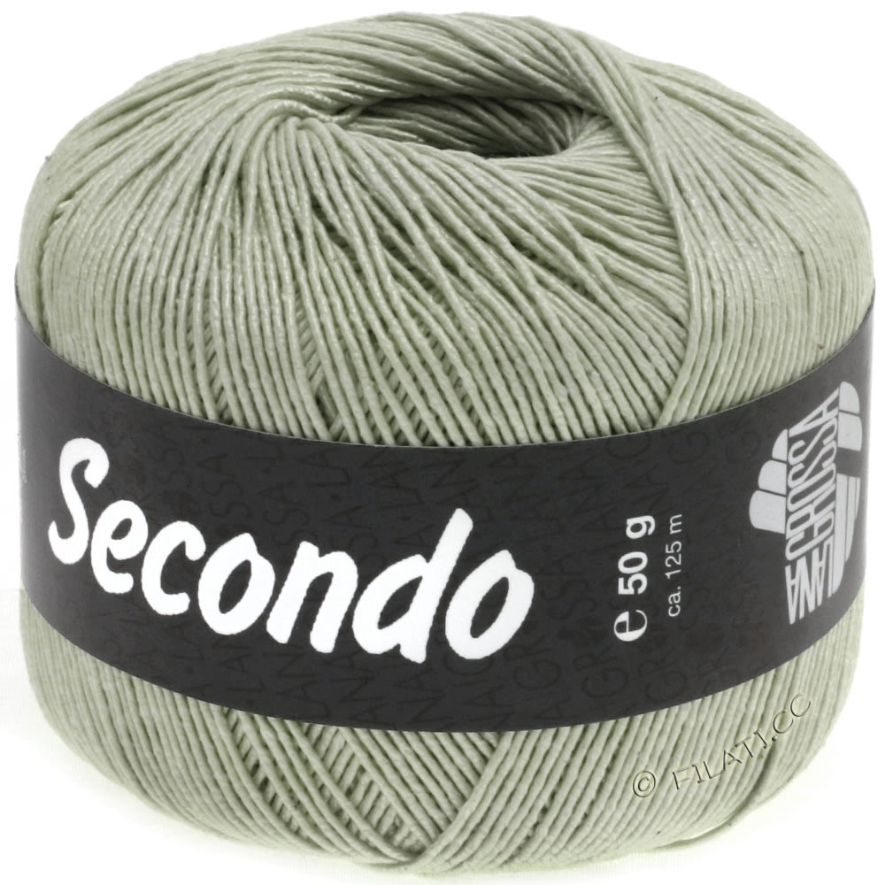 Lana Grossa SECONDO | 65-gray green