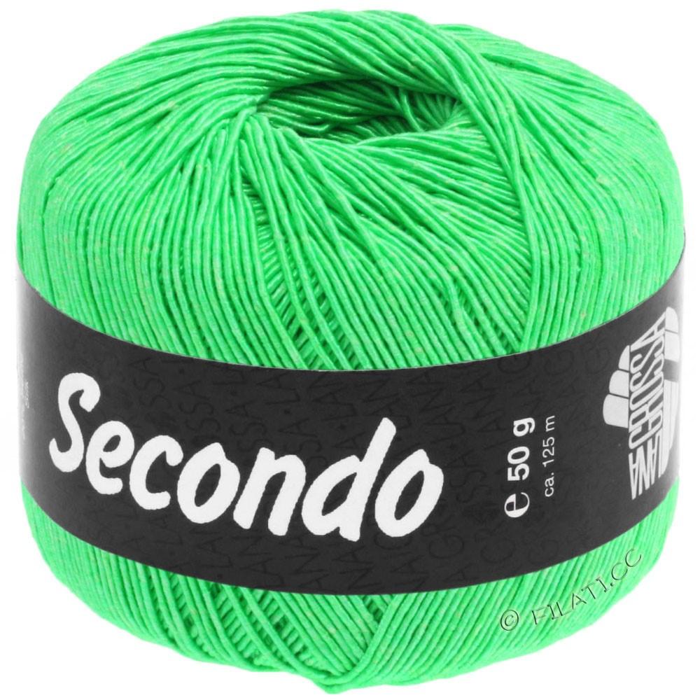 Lana Grossa SECONDO | 67-bilious green