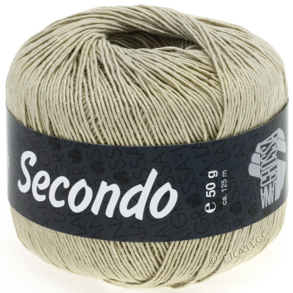 Lana Grossa SECONDO | 68-gray beige