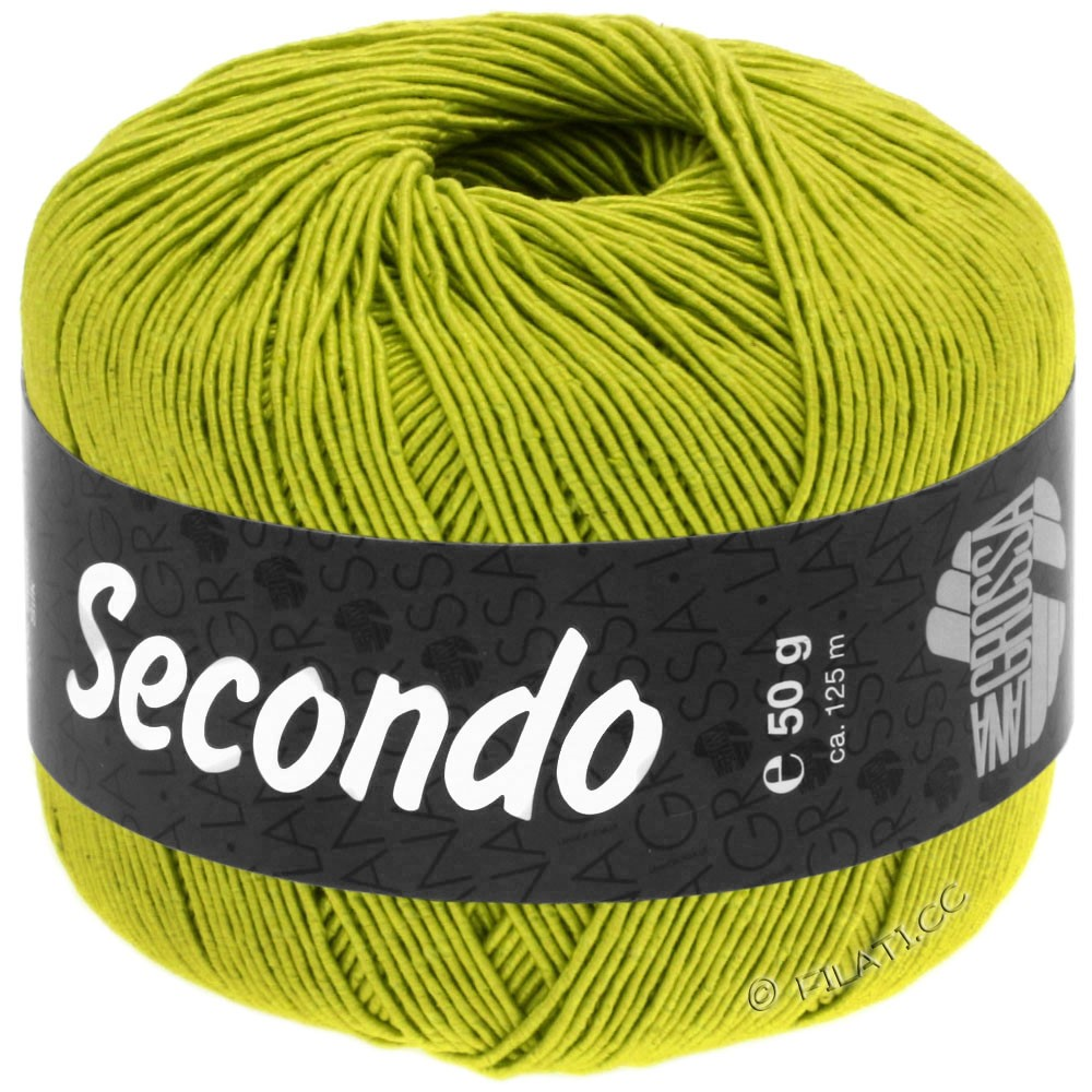 Lana Grossa SECONDO | 73-pistachio