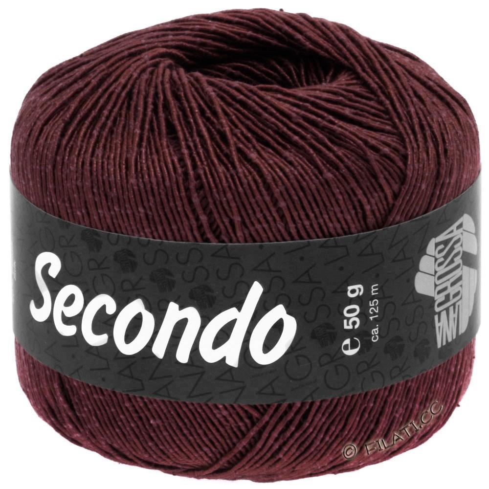 Lana Grossa SECONDO | 76-burgundy