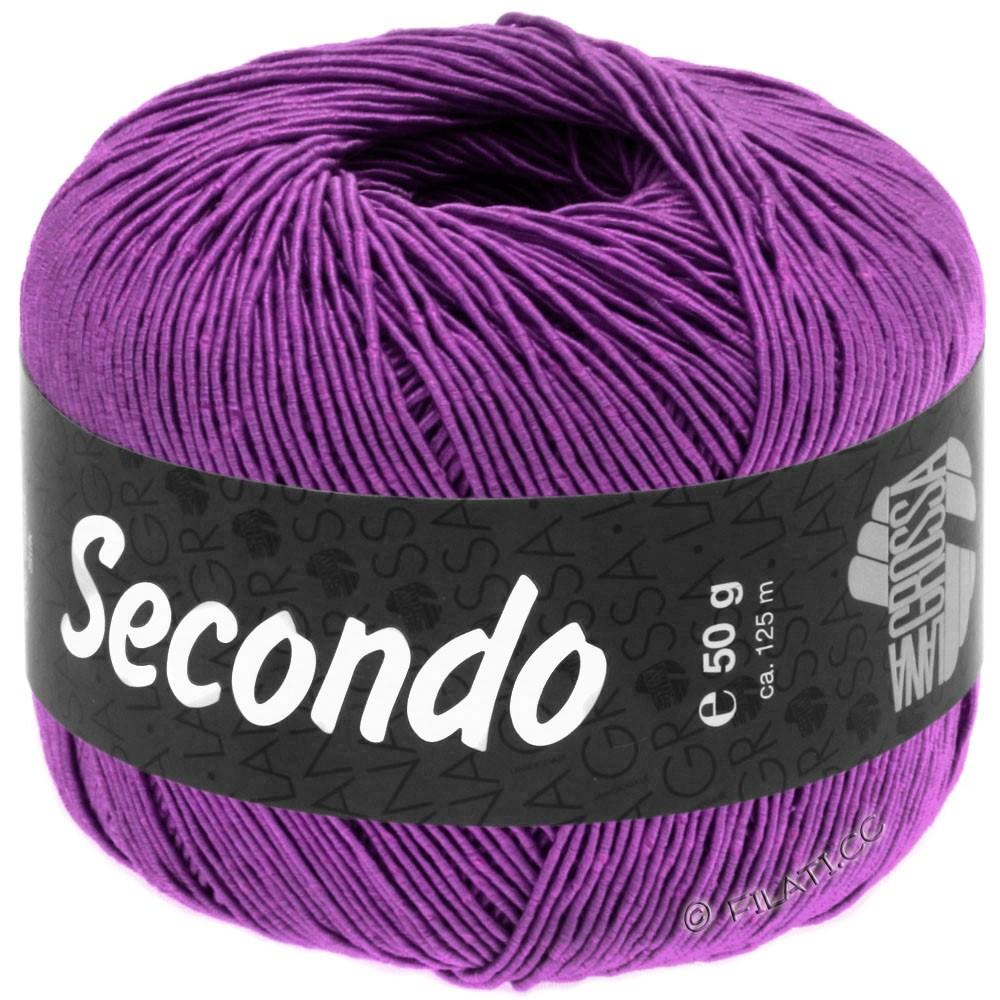 Lana Grossa SECONDO | 77-red violet