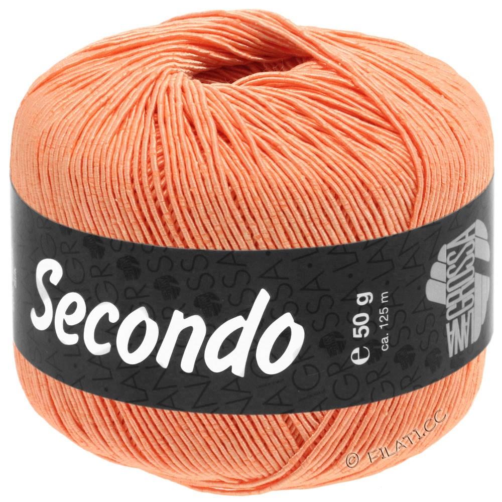 Lana Grossa SECONDO | 79-light orange