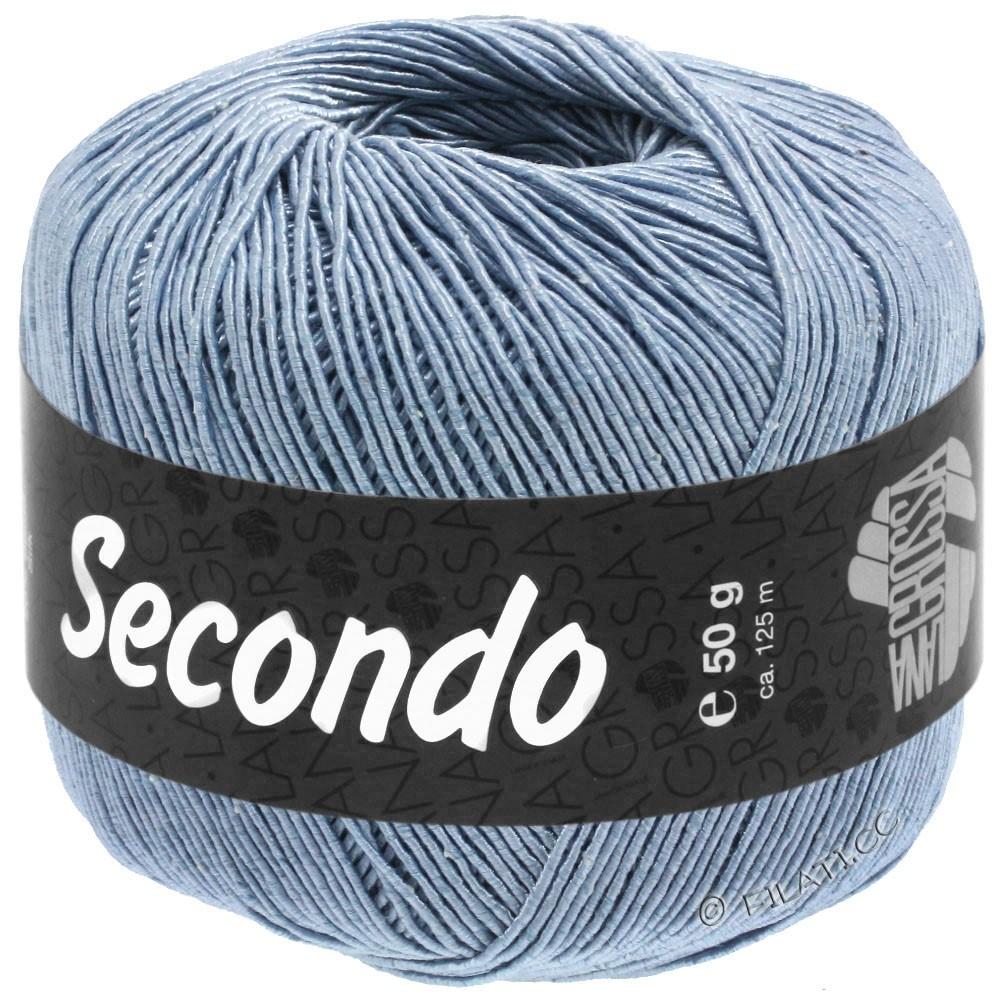 Lana Grossa SECONDO | 82-pigeon blue