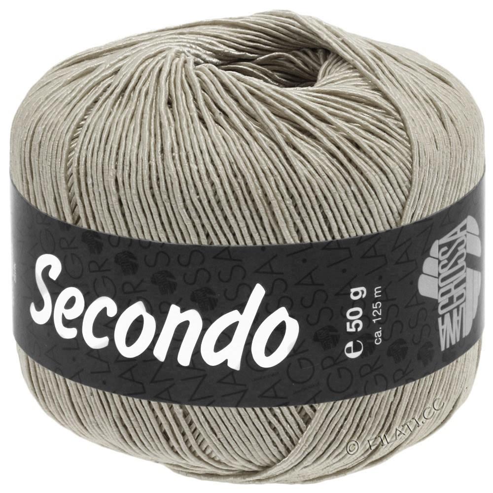 Lana Grossa SECONDO | 85-stone gray