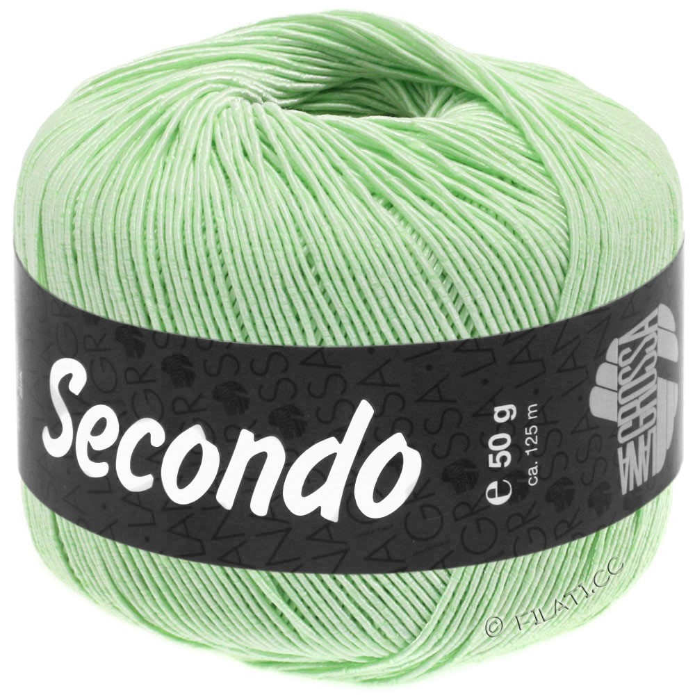 Lana Grossa SECONDO | 86-subtle green