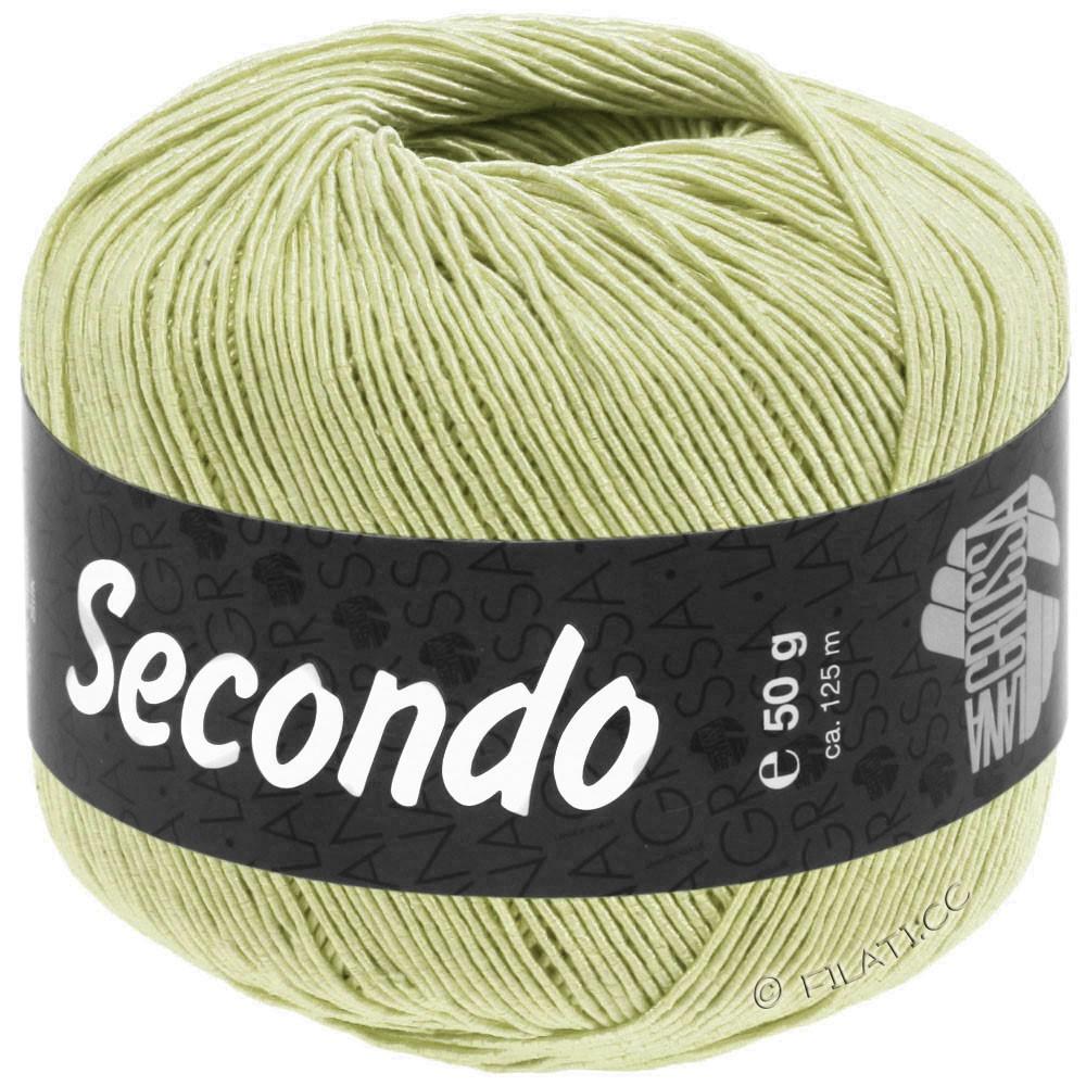 Lana Grossa SECONDO | 88-green yellow