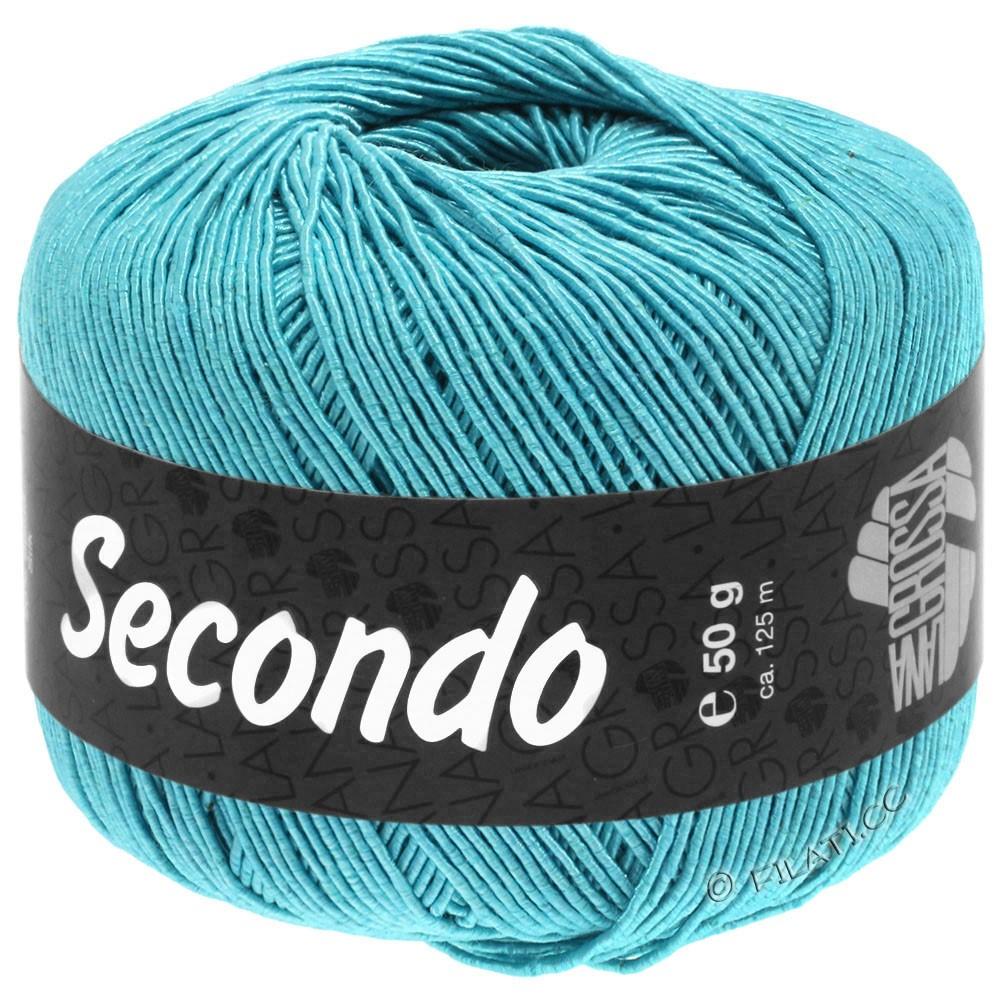 Lana Grossa SECONDO | 91-blue turquoise