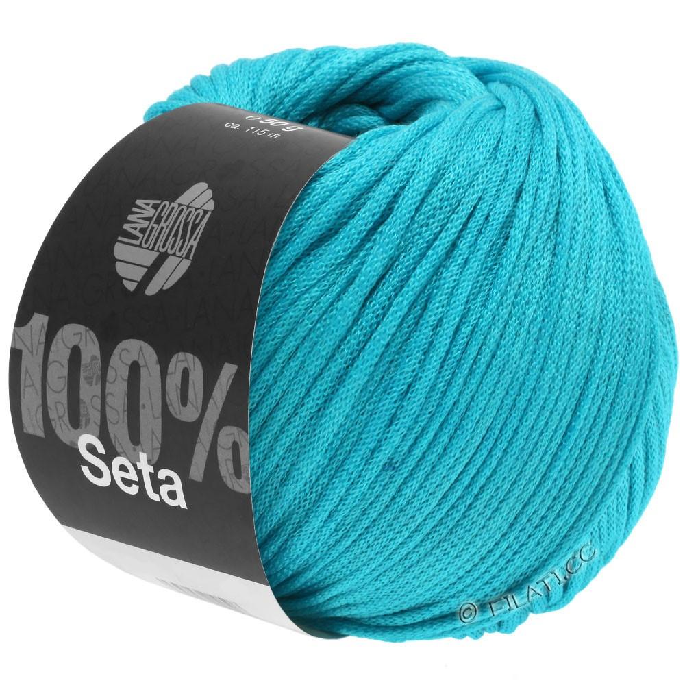 Lana Grossa SETA | 18-turquoise