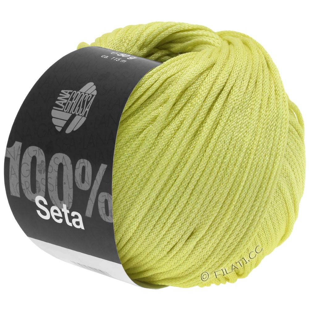 Lana Grossa SETA | 21-green yellow