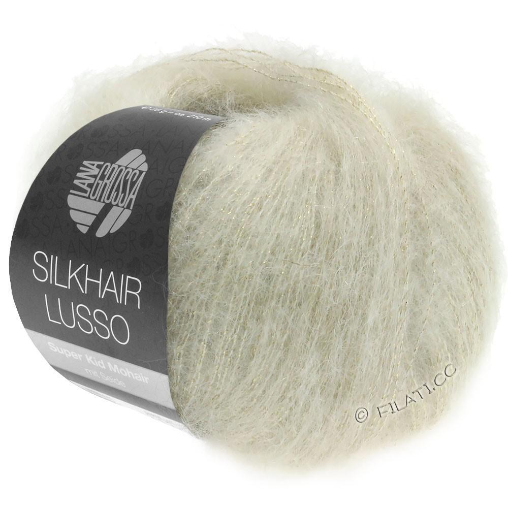 Lana Grossa SILKHAIR Lusso | 912-natural