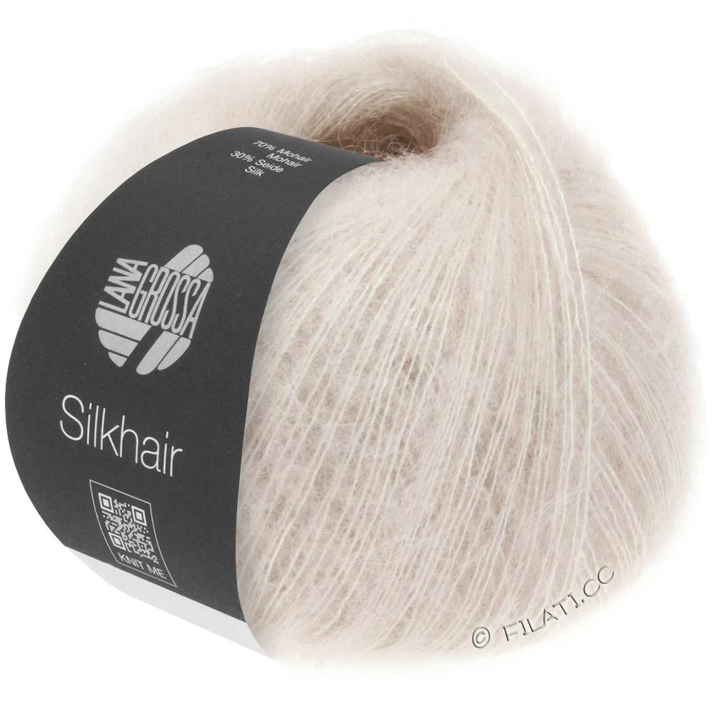 Lana Grossa SILKHAIR  Uni/Melange   018-light beige