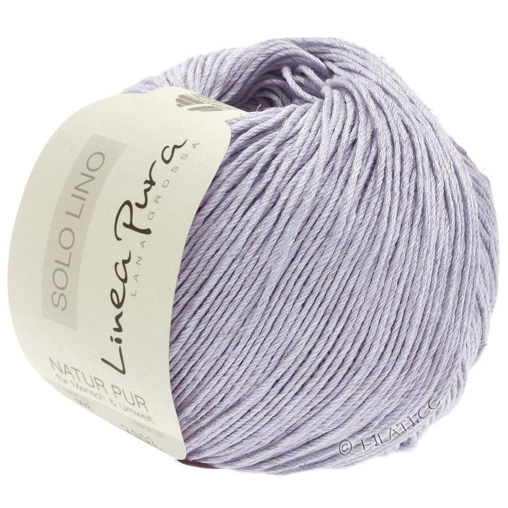 Lana Grossa SOLO LINO (Linea Pura) | 18-lilac purple
