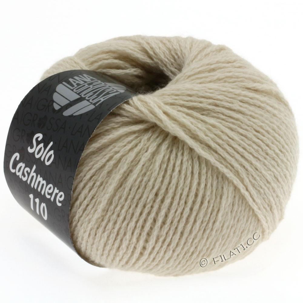 Lana Grossa SOLO CASHMERE 110 | 109-light beige