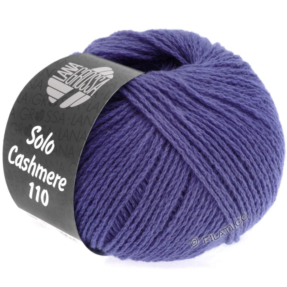 Lana Grossa SOLO CASHMERE 110 | 120-blue violet
