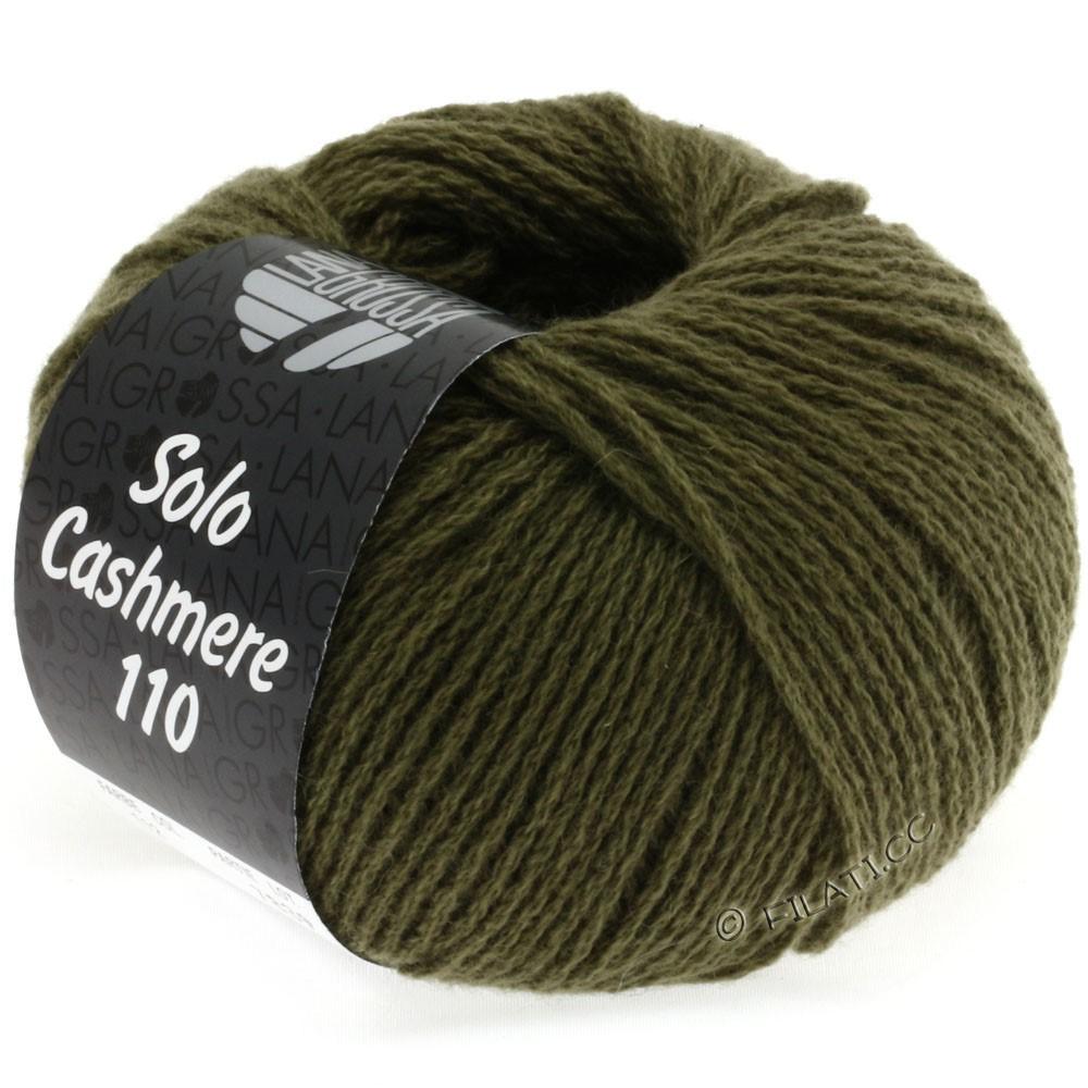 Lana Grossa SOLO CASHMERE 110 | 122-khaki