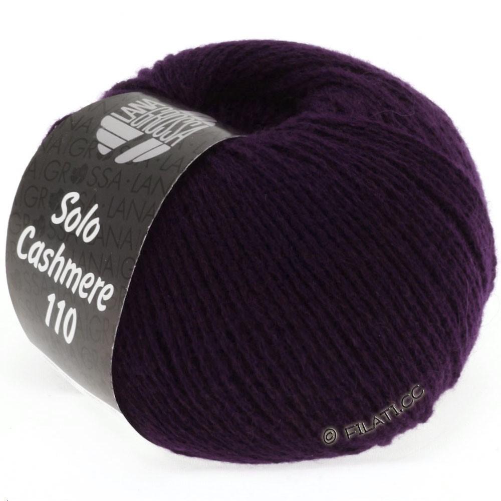 Lana Grossa SOLO CASHMERE 110 | 131-eggplant