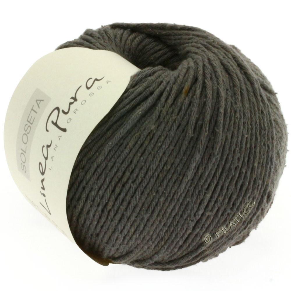 Lana Grossa SOLOSETA (Linea Pura) | 04-dark gray