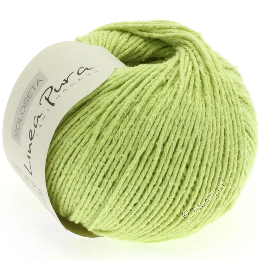 Lana Grossa SOLOSETA (Linea Pura) | 06-linden green