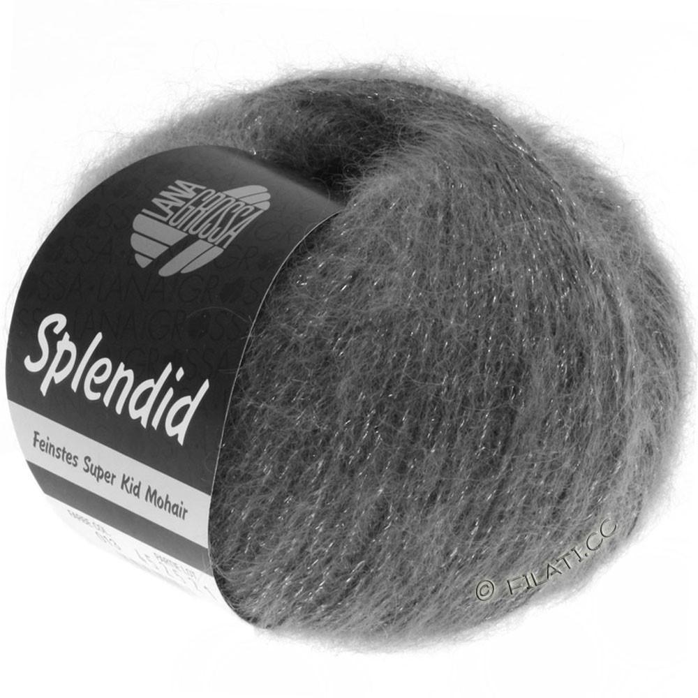 Lana Grossa SPLENDID | 13-gray/silver