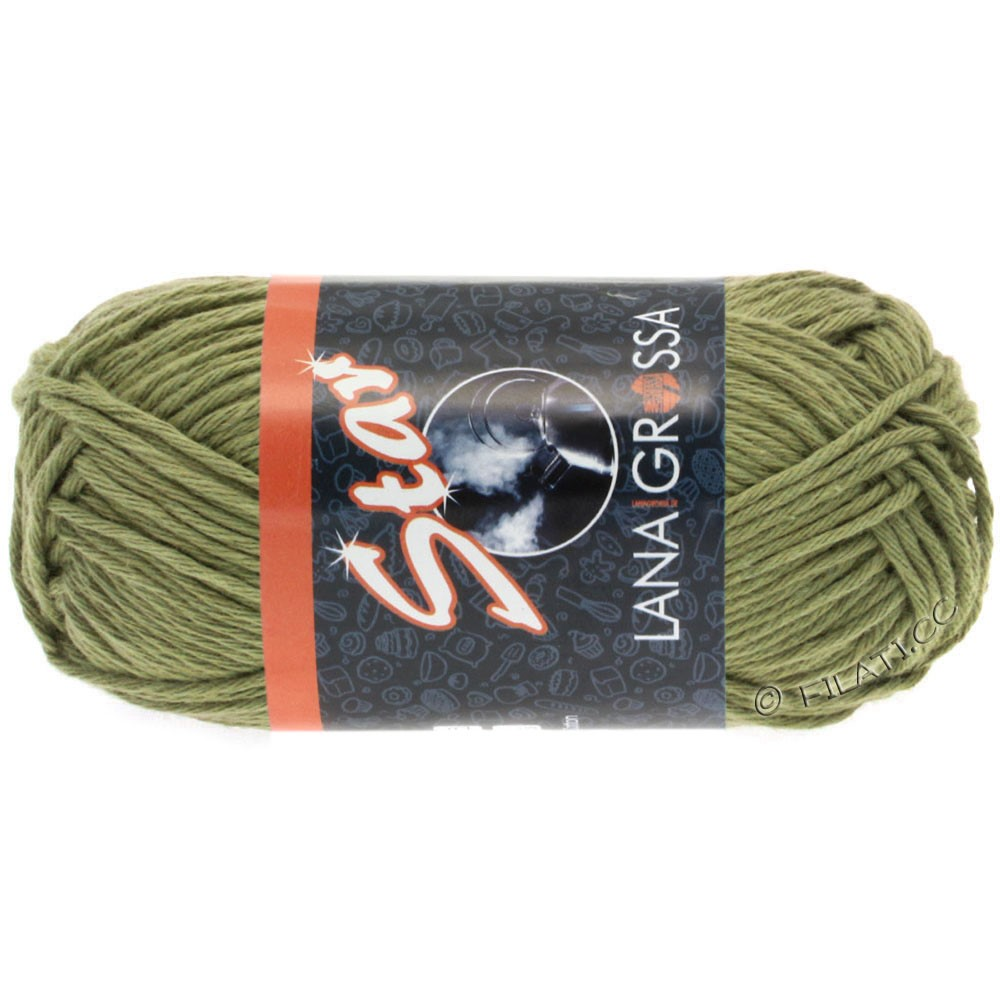 Lana Grossa STAR | 63-olive green