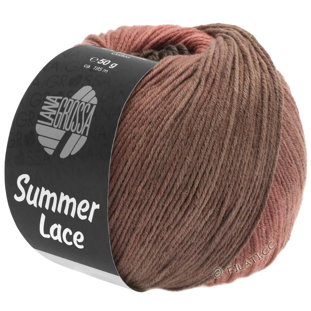 Lana Grossa SUMMER LACE DEGRADÉ | 106-antique pink/tulipwood/gray beige