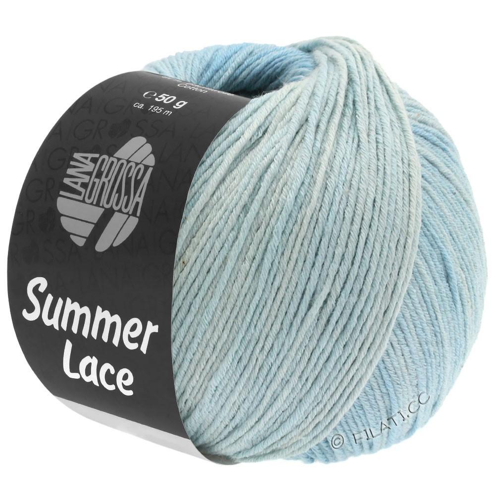 Lana Grossa SUMMER LACE DEGRADÉ | 109-natural/pastel blue/light blue