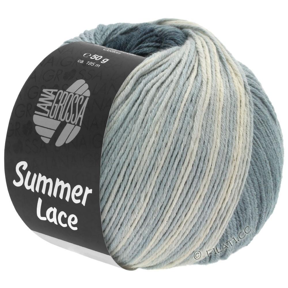 Lana Grossa SUMMER LACE DEGRADÉ | 110-natural/gray/anthracite